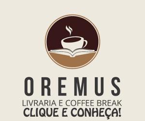 Livraria Oremos - Campanha