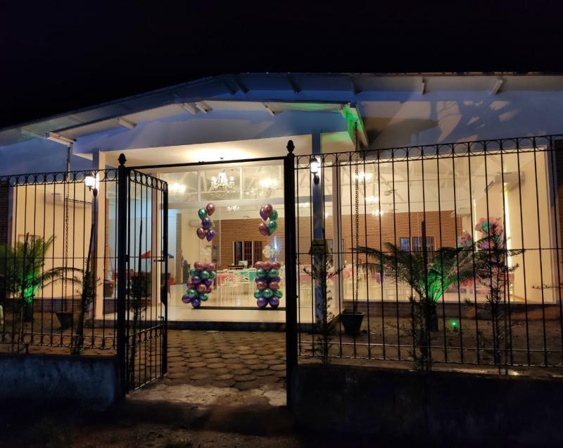 Aluguel: Casa de Festas em Piabetá - Maria Moledo